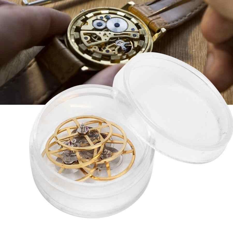 5Pcs Horloge Repareren Deel Balans Wiel Vervanging Accessoire voor 8205 Uurwerk Horloge Deel Watch tool voor horlogemaker m