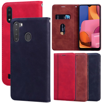 Leather Case For Samsung Galaxy M01 M10 M11 M20 M21 M30 M31 M40 Magnetic Cover Flip Case Telefon Shell Wallet Bag Protector Capa wekays cover for samsung m10 m20 m30 cartoon leather flip funda case for coque samsung galaxy m10 m20 m30 cover case m10 m20 m30