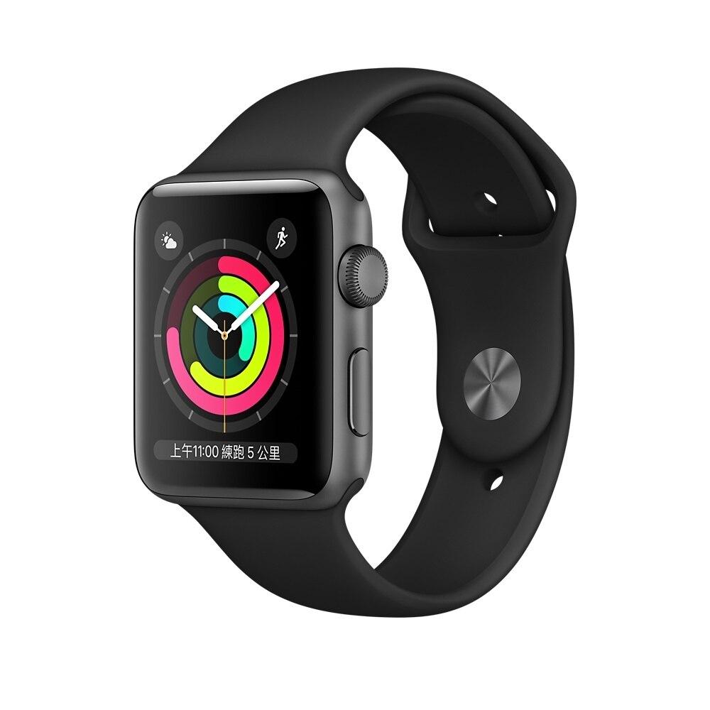 Apple İzle 3 serisi 3 kadın ve erkek Smartwatch GPS Tracker Apple Smart Watch Band 38mm 42mm akıllı giyilebilir cihazlar