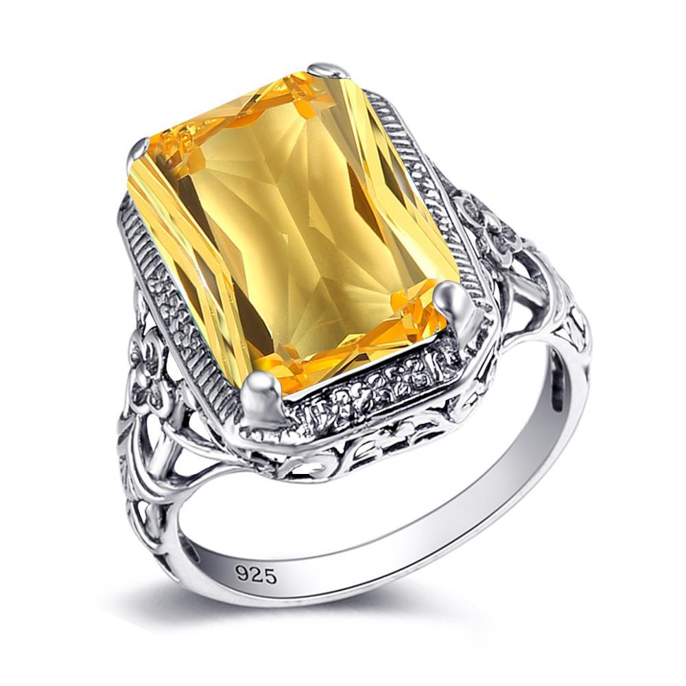 Кольца для женщин Серебряные вечерние обручальное кольцо изысканной