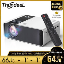 ThundeaL HD Mini Proiettore TD90 Native 1280x720P LED Android WiFi Proiettore Video Home Cinema 3D HDMI Movie gioco Proyector