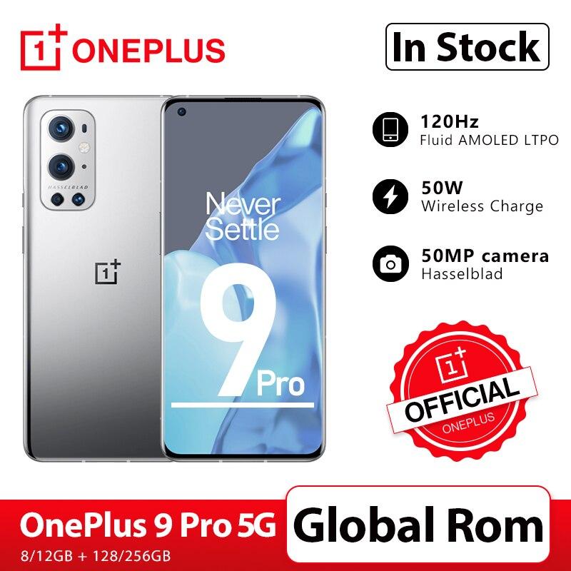 Чехол из ПВХ для OnePlus 9 Pro 8GB 128GB Смартфон Snapdragon 888 5G 120 Гц жидкости Дисплей 2,0 Hasselblad 50MP Камера 65T OnePlus официального магазина Carter's; code: P3XCNVAQ(200₽ от ...
