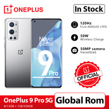 Oneplus 9 pro 8gb 128gb smartphone snapdragon 888 5g 120hz display fluido 2.0 hasselblad 50mp câmera 65t oneplus loja oficial;code: 1PLUS($20-12:For Brazail new buyer), br21tech($50-7) TECH5($50-5)