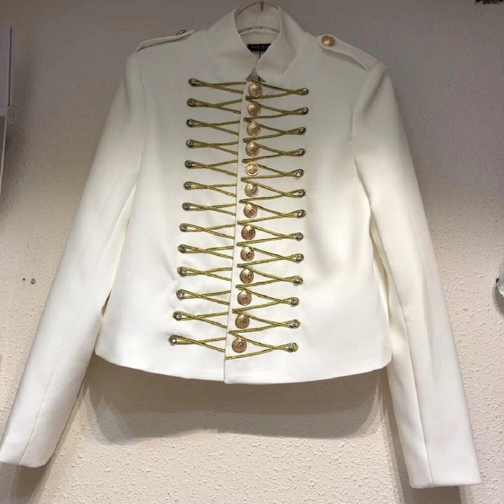 Grand nom, artisanat lourd, applique, perles, dames sequin manteau veste 2020Nwe vêtements pour femmes, hiver, moto, manteau court XL