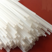 free shipping white L1m W 5mm universal for plastic weld pvc welding rods plastic welding bumper