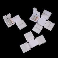 5pin светильник полоски Светодиодные ленты зажим 5 pin rgbw/rgbww