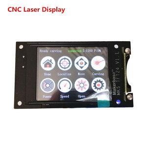 Image 5 - GRBL 1.1 Nhé Bộ Điều Khiển Hiển Thị TFT24 Màn Hình Cảm Ứng Laser CNC Màn Hình LCD Tự Làm Cnc Phần Tương Thích 3018 Pro Laser CNC máy