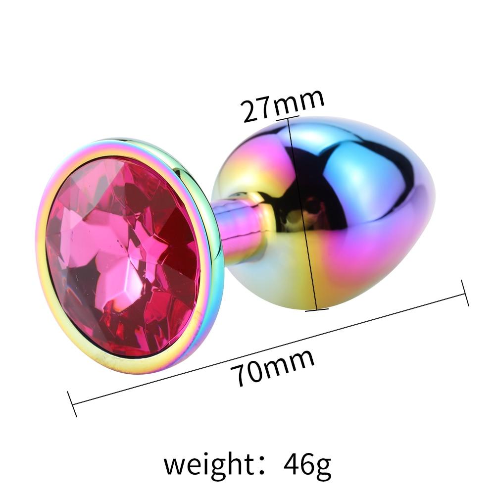 Jeweled Butt Plug | Butt Plug For Women
