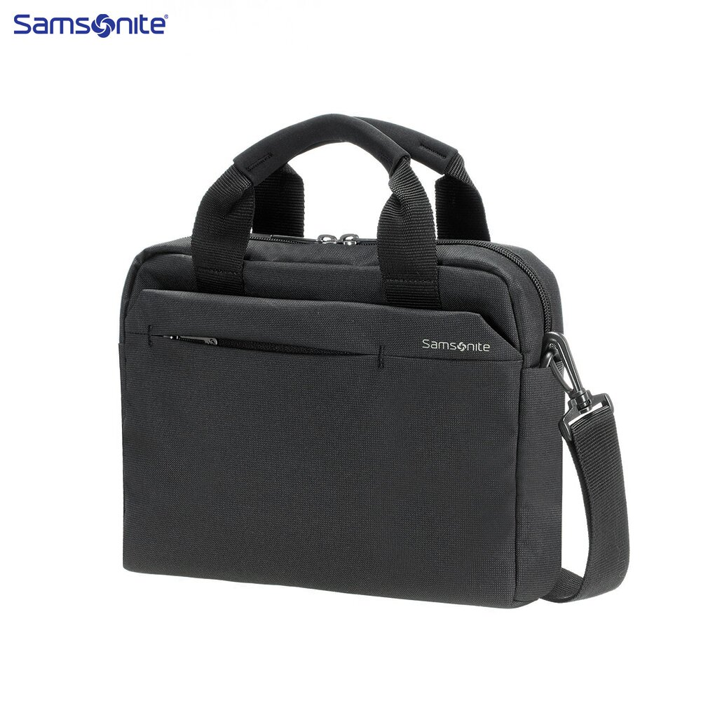 Фото - Laptop Bags & Cases Samsonite SAM41U00118 for laptop portfolio Accessories Computer Office a bag Men ladsoul 2018 women multifunction makeup organizer bag cosmetic bags large travel storage make up wash lm2136 g