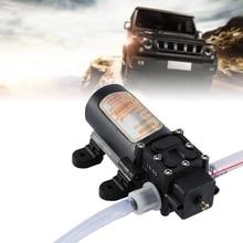 Масляный насос всасывающий насос устройство слива масла транспортное средство масло Всасывающий насос передачи для лодочного двигателя-12 в 60 Вт-вкл. 11 мм/8 мм/6 м