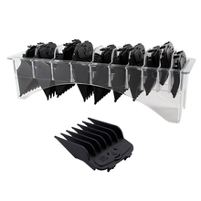 8/10 Pcs Clipper Limit Comb Sets Hairdresser Hair Styling Tools Kit Cutting Trimmer Attachment