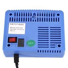 Ozon jeneratörü 1x akıllı hava temizleyicileri Ionizer hava negatif iyon anyon jeneratörü hava temizleyici ev