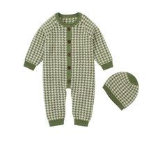 Оригинальная хлопковая одежда новинка 2020 года Детский комбинезон