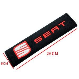 2 шт. защитный чехол для ремня безопасности автомобиля для Volkswagen VW Golf GTI Tiguan Passat B5 B6 B7 CC Jetta POLO автомобильные аксессуары|Наклейки на автомобиль|   | АлиЭкспресс