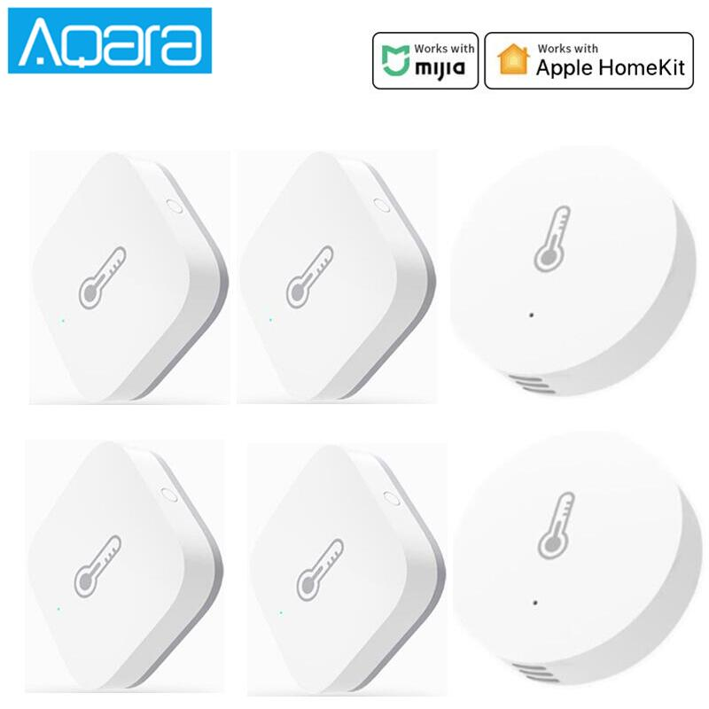 Aqara Temperature Humidity Sensor Environment Air Pressure Smart Home Zigbee Wireless Control by smart home Gateway