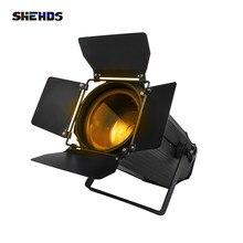 Par de Zoom lineal COB LED de 2/4 W, iluminación blanca cálida y fría con deflector DMX512 para luz de escenario de DJ, bodas, restaurantes y teatro, 1/200 Uds.