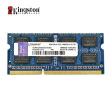 Ram portátil do sodimm de kingston ram ddr3 2g 4 gb 8 gb 1333 mhz PC3-10600S 1600 mhz 12800 s ddr3 8 gb 204pin 1,5 v para o caderno(China)