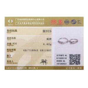 Image 5 - Thaya Natuurlijke Blauw Licht Maansteen Ringen Romantische Ring 100% S925 Zilveren Armour Bands Voor Vrouwen Vintage Elegante Sieraden
