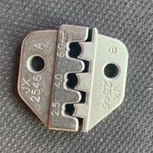 Interchangeable Dies For Ratchet Crimping Pliers Wire Stripper Mold Pliers JQJ