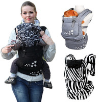 America 0 30 Months Breathable Front Facing Baby Carrier 4 in 1 Infant Comfortable Sling Backpack Pouch Wrap Baby Kangaroo New|Backpacks & Carriers| |  -