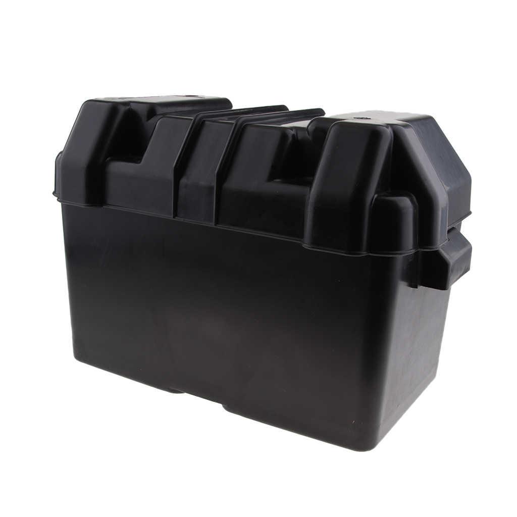 """Bộ 1 Xe Ô Tô Thông Minh Box USB Trên Ô Tô Điện Bảo Vệ Lưu Trữ Ốp Lưng & Dây GM-EP-9116 Cho RV Thuyền Tự Động v. V 13.4*7.67*10.6"""""""