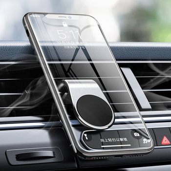 360 Metal Car Air vent Magnetic Holder GPS Mount For BMW m3 m5 e46 e39 e36 e90 e60 f30 e30 e34 f10 e53 f20 e87 x3 x5 image