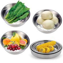 304 Stainless Steel Steamer Thickening Rice Cooker Instant Pot Steam Basket Vegetable And Fruit Drain Kitchenware