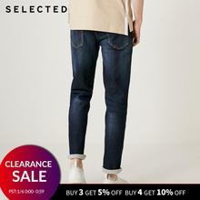 SELECTED Men's Fit Jeans Autumn & Winter Cotton Cl