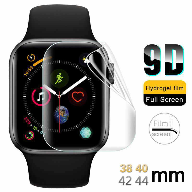 For Apple Watch Series 4 3 2 Case cover Bands case 44 40 42mm 38mm Screen Protector 40mm 44mm for i Watch 4 3 2 1