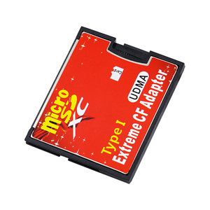Image 4 - CHIPAL High Quality New Micro SD TF to CF Adapter For MicroSD SDHC SDXC to Compact Flash Type I Memory Card With Retail Package