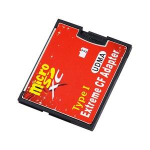 Image 4 - CHIPAL MicroSD SDHC SDXC 컴팩트 플래시 타입 I 메모리 카드 (소매 패키지 포함) 용 CF 어댑터에 고품질의 새로운 마이크로 SD TF