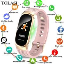 Women Sport Smart Watch Men LED Waterproof SmartWatch Heart Rate Blood Pressure Pedometer Watch Clock For Android iOS кронштейн для балконного ящика ingreen 2 шт