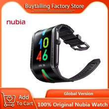 100% глобальная версия Nubia Смарт-часы 4,01