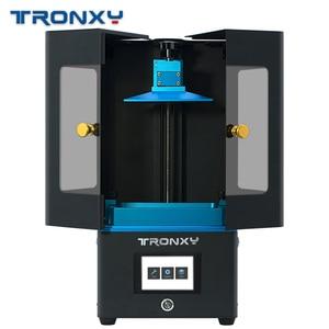 Image 2 - TRONXY Ultrabot SLA طابعة ثلاثية الأبعاد الأشعة فوق البنفسجية الراتنج 2K LCD ثلاثية الأبعاد الطابعات خارج الخط الطباعة Impresora ثلاثية الأبعاد Drucker مجموعة الطابعة Impressora ريسينا