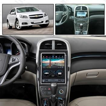 "Aotsr Tesla 10.4""  Android 8.1Vertical screen  Car DVD Multimedia player GPS Navigation For Chevrolet Malibu 2013-2015  carplay"