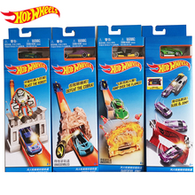 Primary-Track-Set Over-The-Dangerous-Ring Cobra Hot-Wheels Defeats And Fire-Blr01 Leap