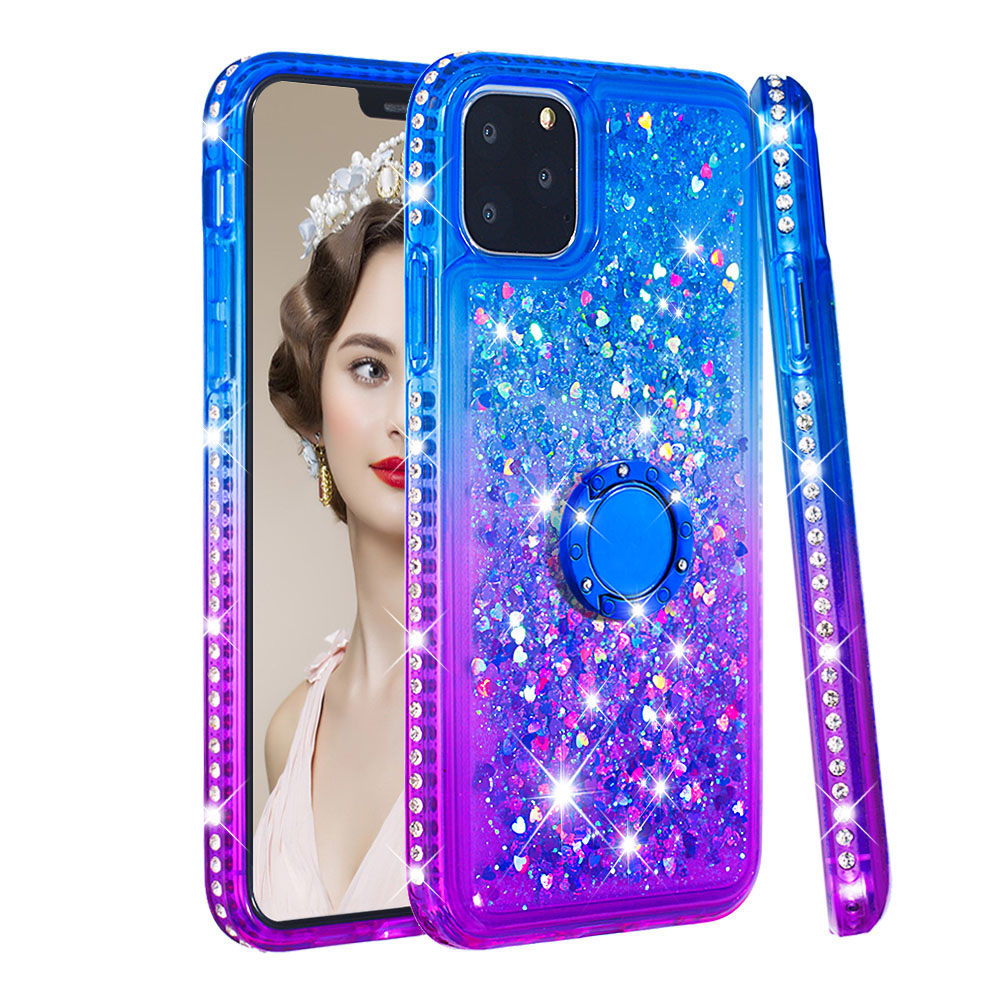 Bling Diamond Rhinestone Girls Case for iPhone 11/11 Pro/11 Pro Max 25