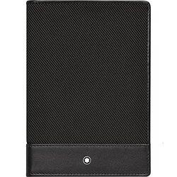 Montblanc Porta carta di identità, nero (nero) - 113173