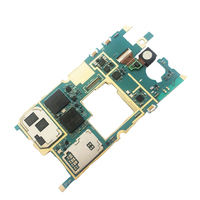 Full Working Used Unlocked For Samsung Galaxy S4 Mini i9190 i9195 i9192 Motherboard Logic Mother Board free shipping
