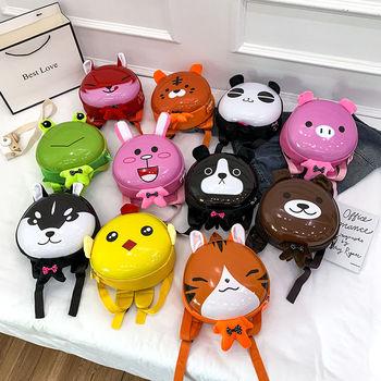 3D Children Backpack Kindergarten SchoolBag for Girl Boys Cartoon Bag Kids Backpacks Cute Toddler Baby School Bags Animal Bags