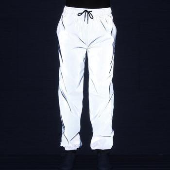 Rainbow Reflective Pants Reflective Pants Reflective Pants Womens Reflective Cargo Pants Reflective Pants For Men Fashion Pants фото