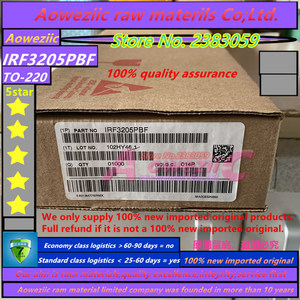 Image 4 - Aoweziic 2020+  (50 PCS) 100% new imported original  IRF3205 IRF3205PBF TO 220 Inverters such as 55V  110A  200W