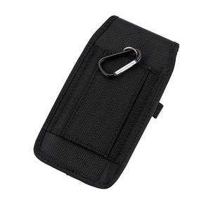 Image 2 - Mobile Phone Waist Bag 5.2 6.3inch for Iphone for Samsung for Xiaomi Huawei Hook Loop Holster Pouch Belt Waist Bag Cover Case