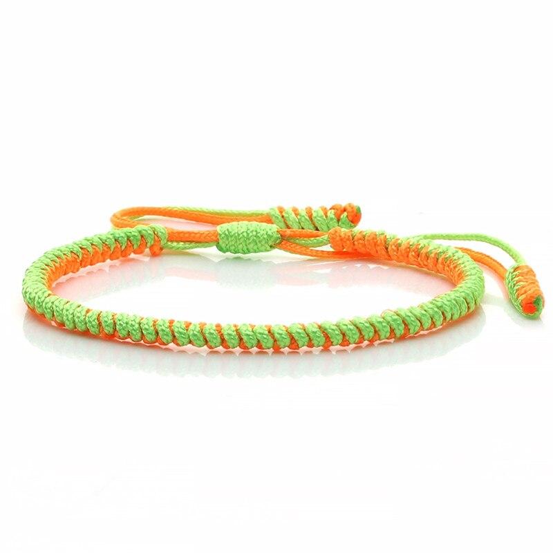 orange light green