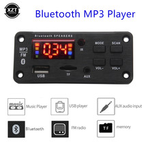 Mini Draadloze Bluetooth 5.0 MP3 Lossless WMA WAV USB IR TF AUX Audio Decoder Board Accessoires(China)