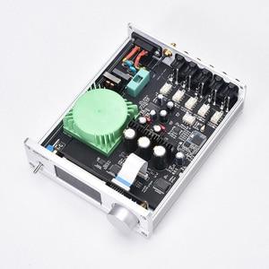 Image 5 - ใหม่VOL 01 HIFI NJW1194บลูทูธ5.0 AptxรับRemote Preamplifier 5 Way Pre Amp LEDจอแสดงผล