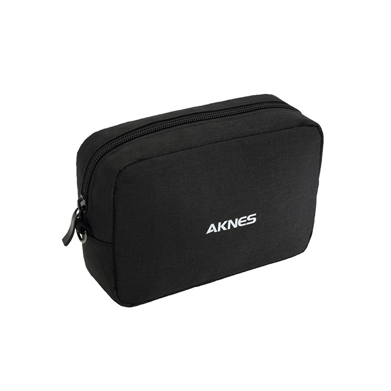 The Black Neutral Portable Pouch To Carry The Cases,controllers And GPI