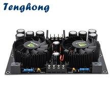 Tenghong TDA7293 דיגיטלי כוח מגבר Auido לוח 100W * 2 שני ערוץ סטריאו צליל מגבר רמקול קולנוע ביתי Amplificador