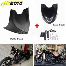 Chin-Fairing Spoiler Touring Softail Front-Bottom Sportster 883 Dyna Harley Motorcycle