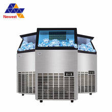 large capacity small automatic Ice Maker /Small Type Ice Cube Maker /Fully Automatic Ice Making Machine